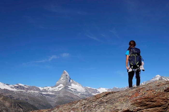 Hiken Matterhorn
