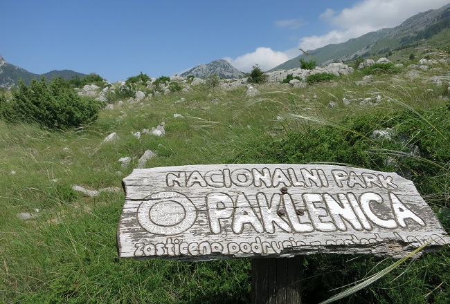 Paklenica Via Dinarca