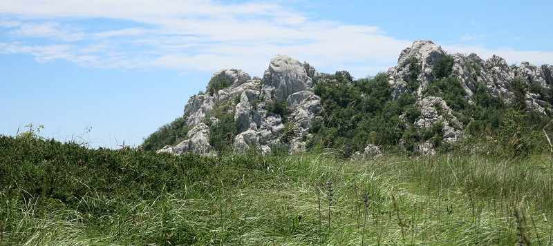 Velebit mountains
