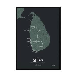 Sri lanka in lijst