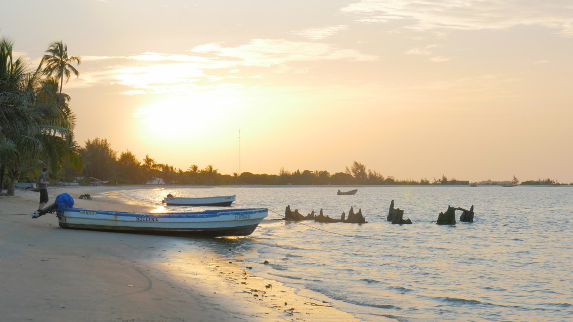 Carabane, Zuid-Senegal