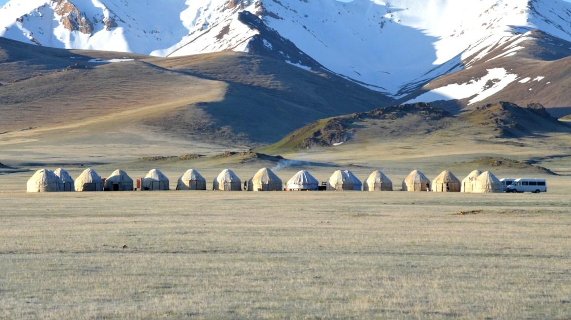 Kirgizië: Prachtig doch onbekend land