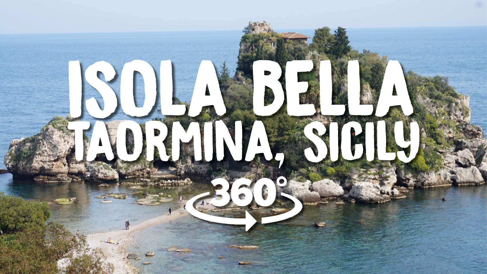 isola bella 360 video