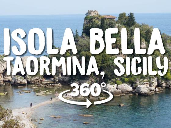isola bella 360 video