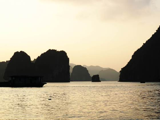 ontstaan halong bay vietnam