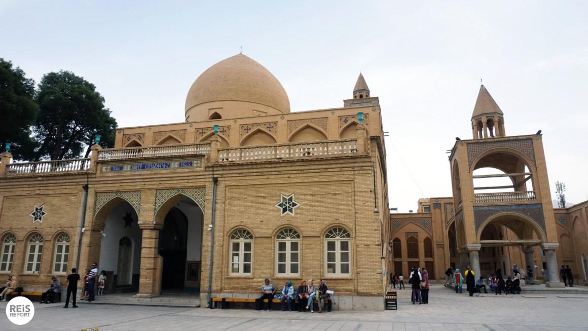 armeense vank kathedraal isfahan