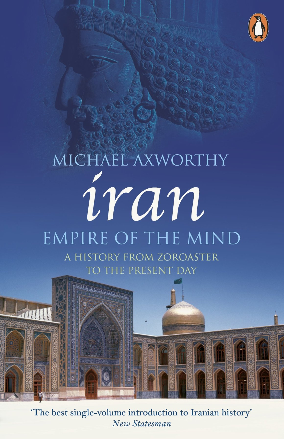 Iran: Empire of the Mind cover