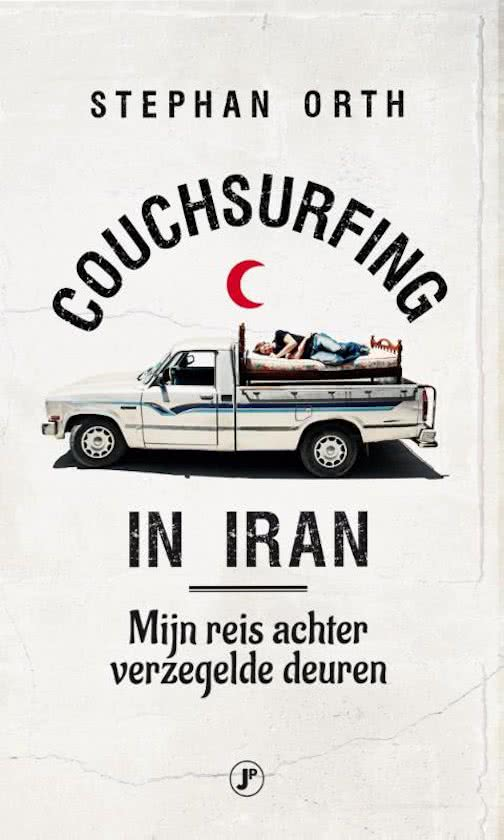 Couchsurfing in Iran cover