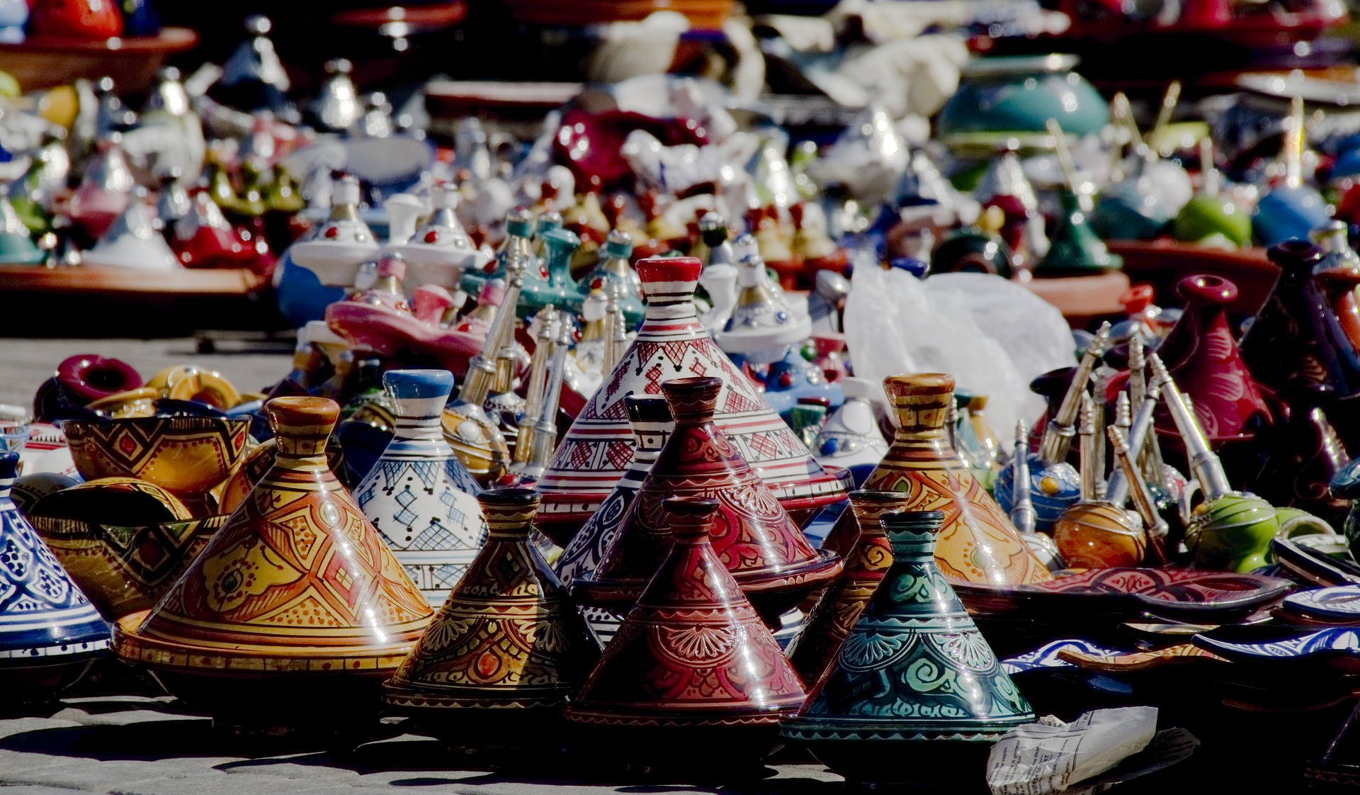 Bijzondere overnachtingen in Mekns Marokko  REiSREPORT