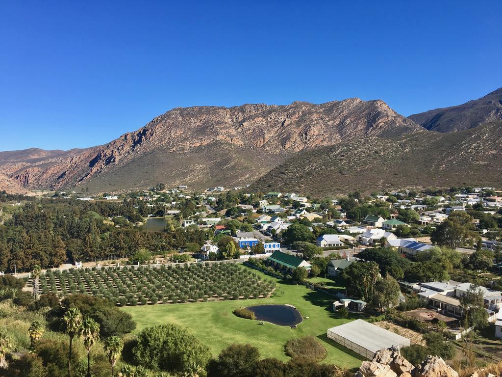 Bijzondere overnachtingen in Montagu ZuidAfrika  REiSREPORT