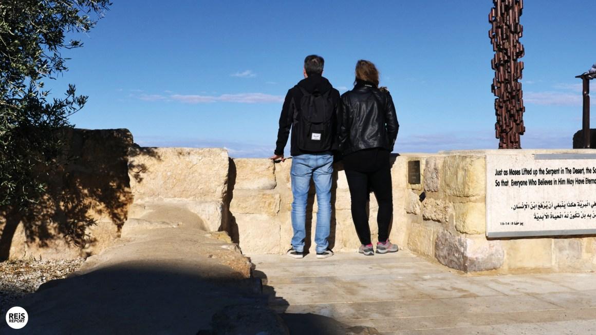 mount nebo mozes jordanie