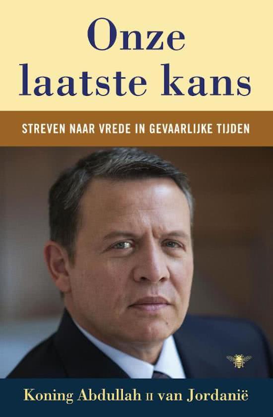 Boek: Onze laatste kans cover