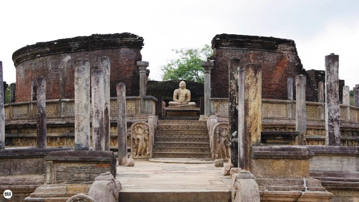 polonnaruwa sri lanka fietsen