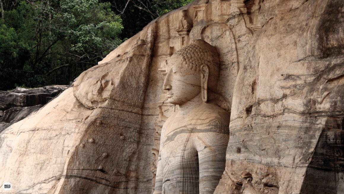 polonnaruwa sri lanka gebouwen