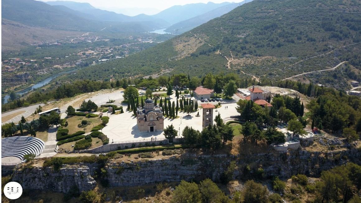 trebinje te doen bosnië