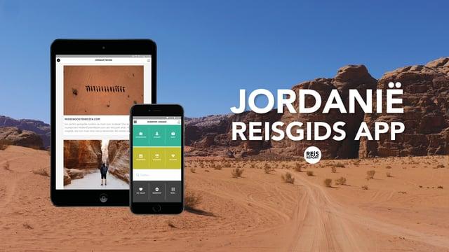 jordanië reisgids