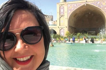 iran als vrouw