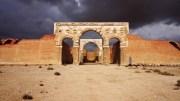 Qasr Al-Mushatta - Woestijnkasteel Jordanië