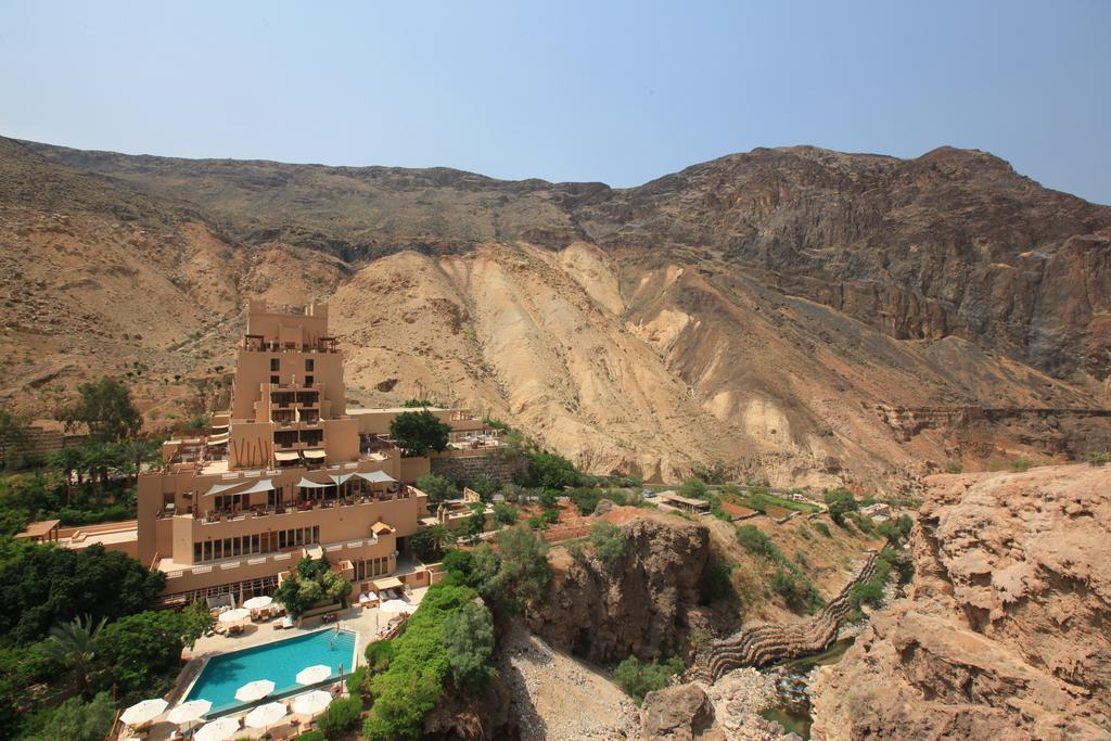 ma'in hotsprings jordanië resort
