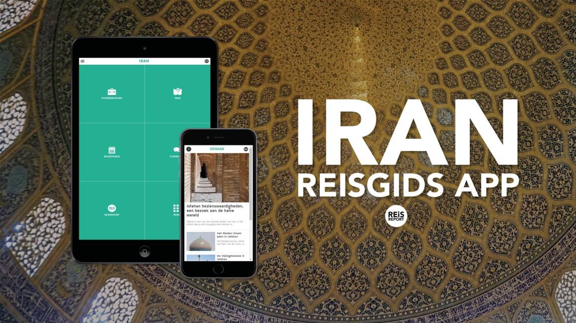 iran reisgids