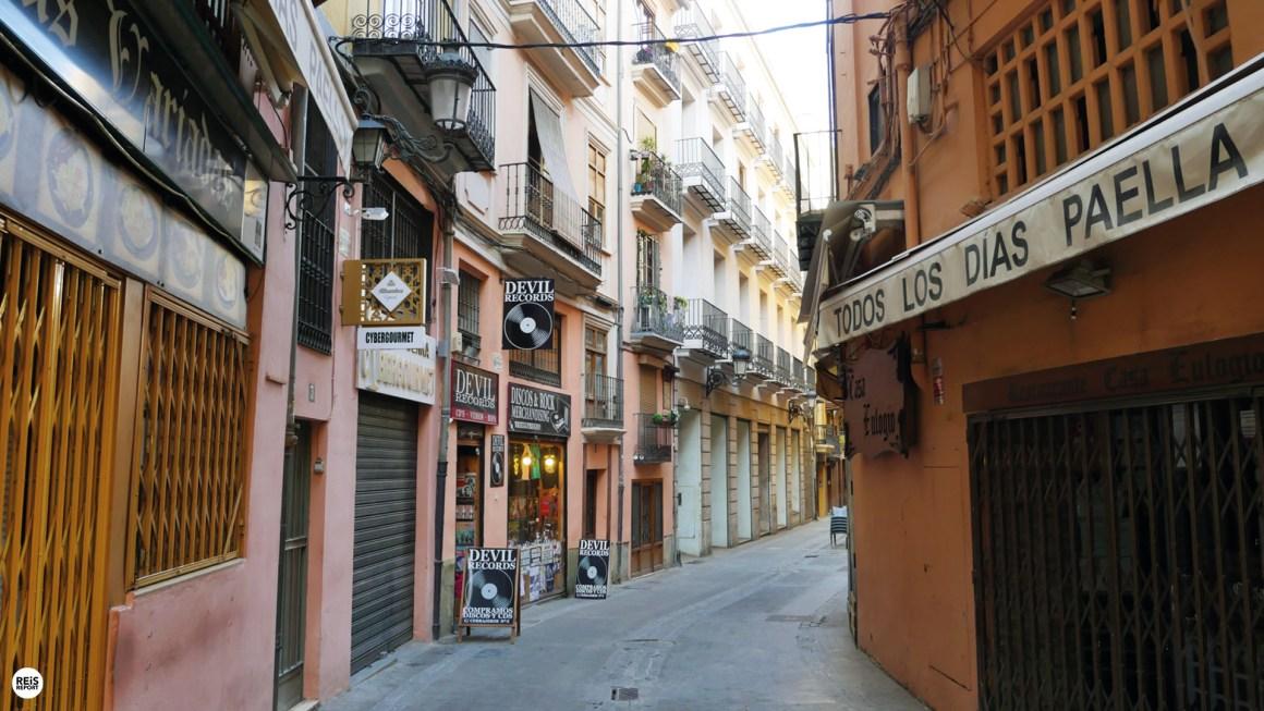 valencia oude binnenstad