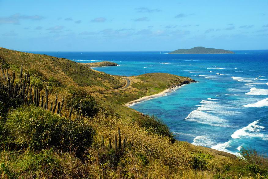 Saint Croix: het grootste eiland van de Maagdeneilanden.