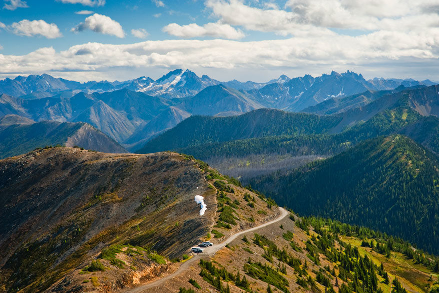 Into The Wild: Pacific Crest Trail