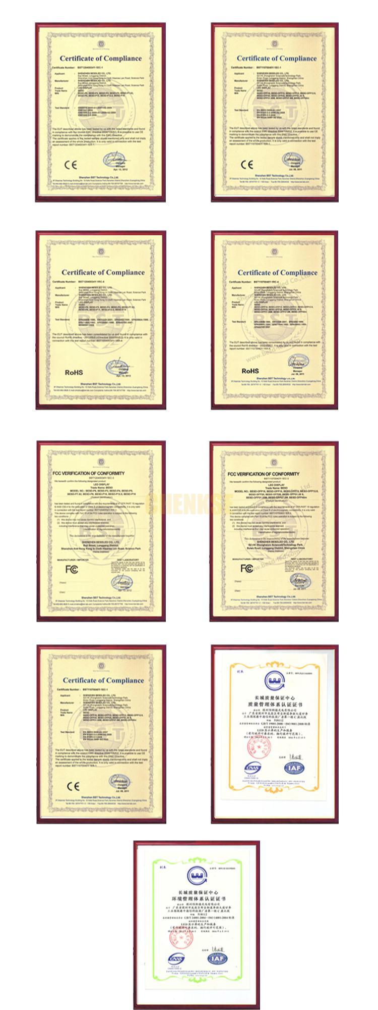 Honors&Certificates