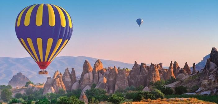 januari – €179 voor 8-daagse rondreis CAPPADOCIE inclusief vlucht + transport + hotels + ontbijt