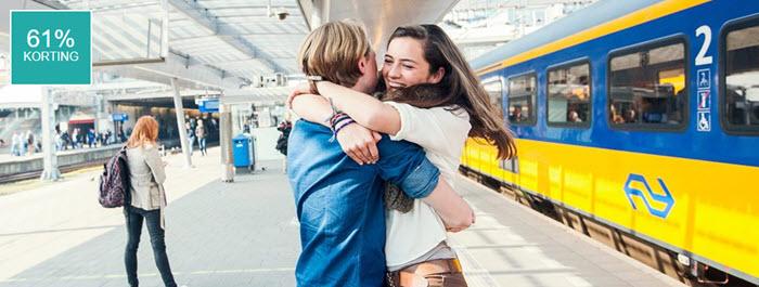 Tot 54% KORTING! €19 voor dalurenkaart + 2 x enkele reis €24 – Weekend Dagretour €18 enz….