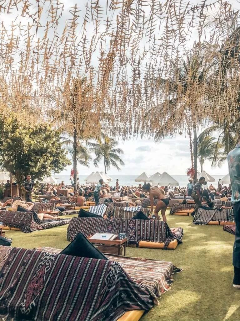 beachclubs bali