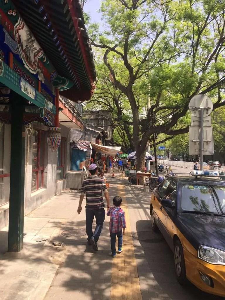 street Beijing Man Kind