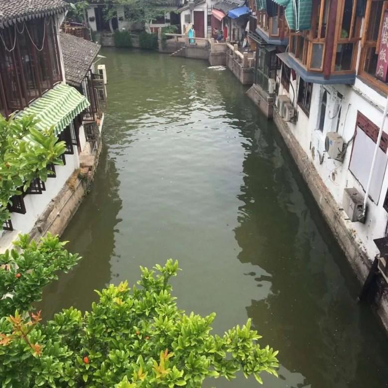 Zhujiajiao China water watertown