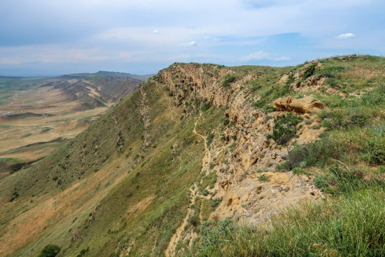 6 David Gareja - Grotten
