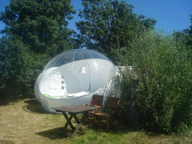 Iglo / dome Airbnb