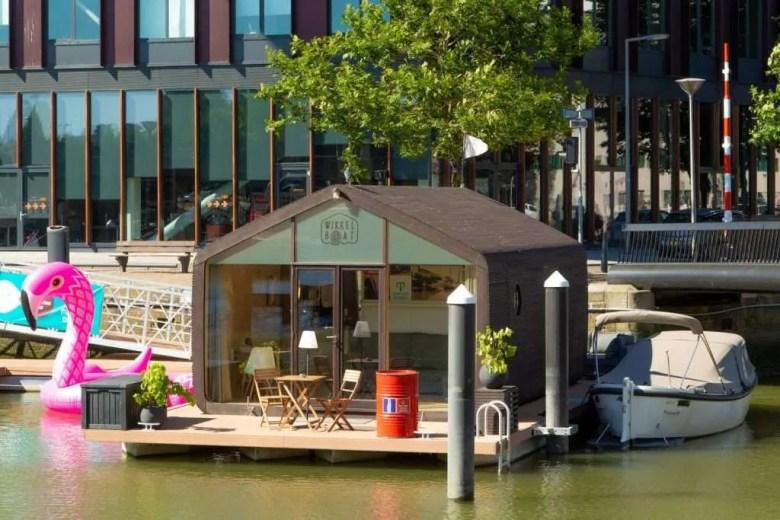 Wikkelboot Rotterdam