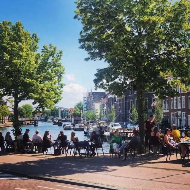 Spaarne 66 Haarlem