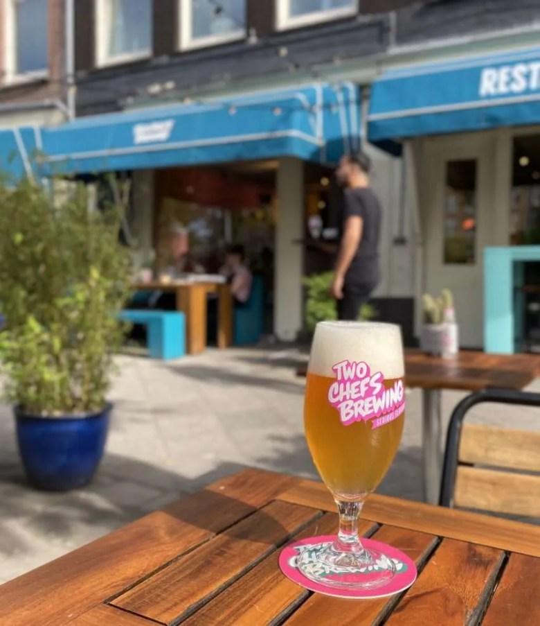 Two Chefs Bar Amsterdam