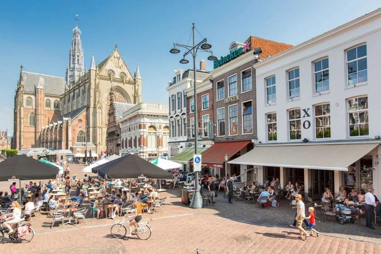 XO terrassen Haarlem