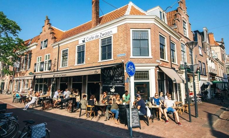 Café de Zwaan Haarlem