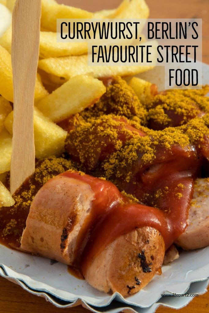 Currywurst Berlin stedentrip