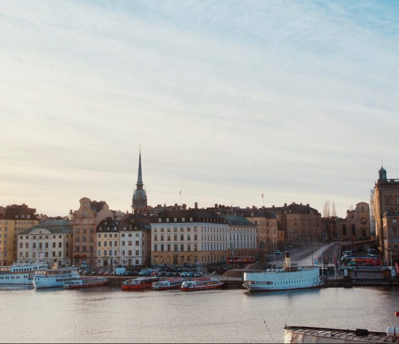 Stockholm Zweden City view