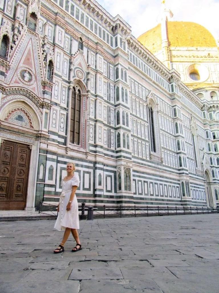 Duomo Florence, Firenze Italië