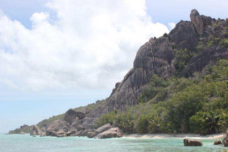 Eilandhoppen Seychellen Anse Marron