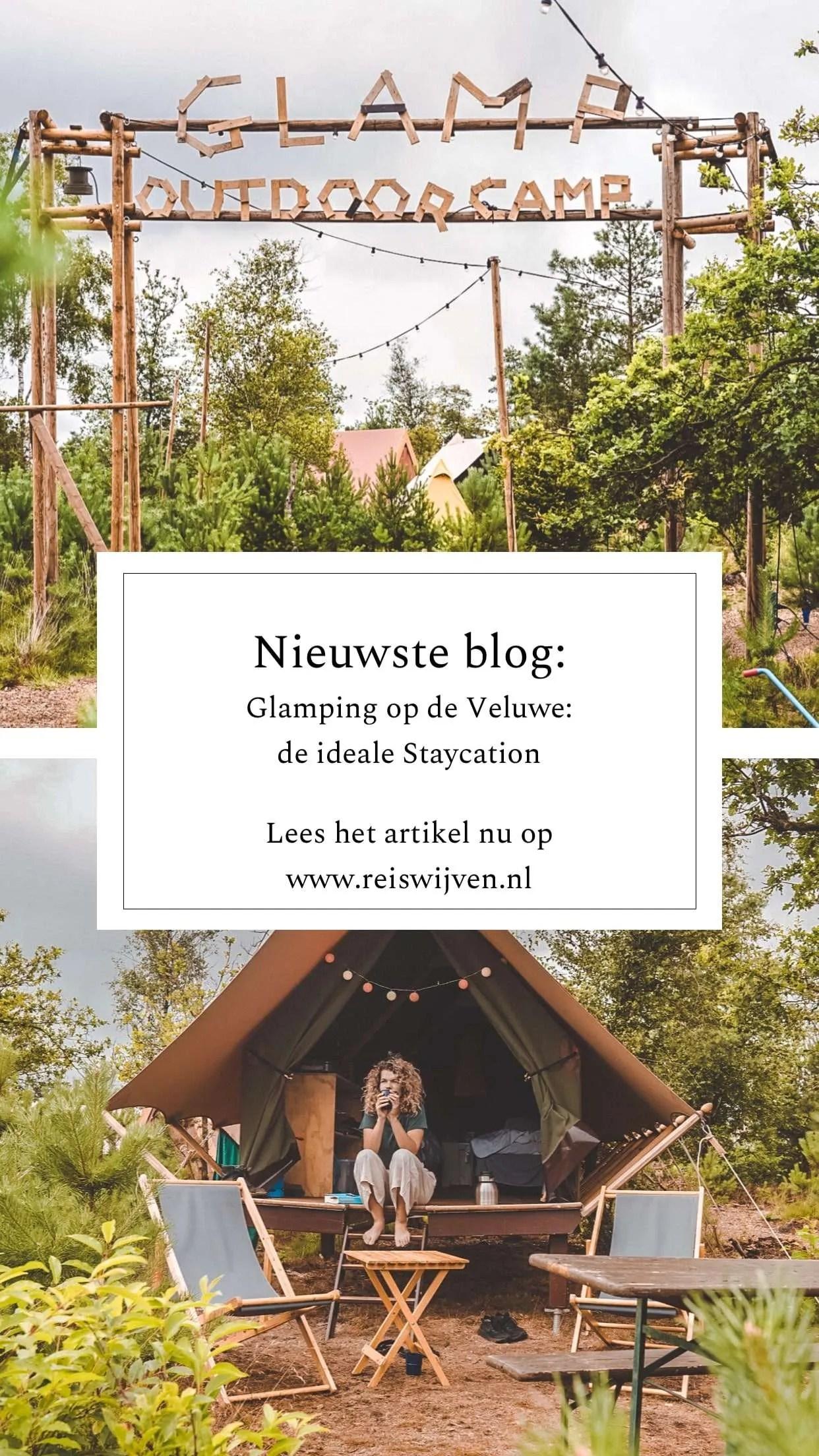 Glamping op de Veluwe: de ideale Staycation