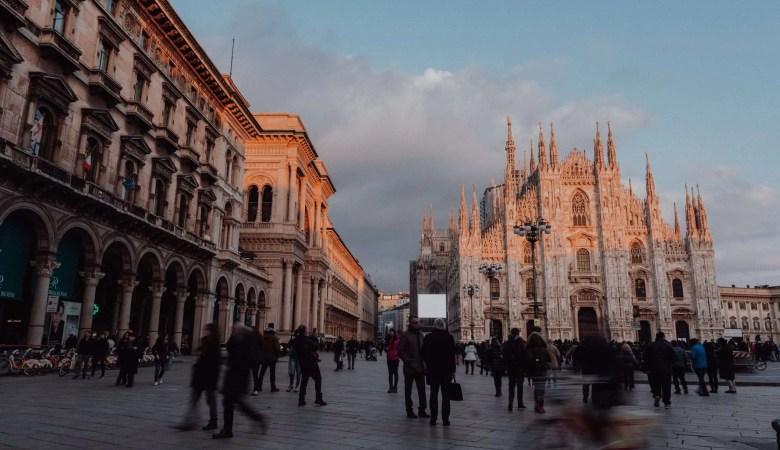 Stedentrip Milaan Duomo di Milano