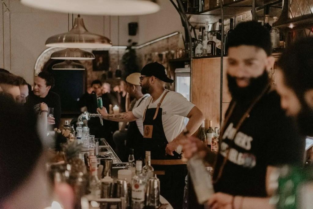 The Rumah Rotterdam cocktailbar