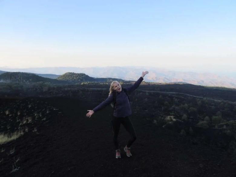 Mount Etna Sicilië