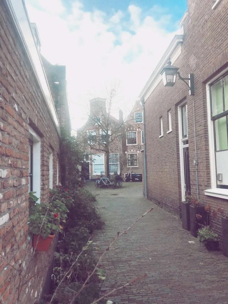 Begijnhof Haarlem