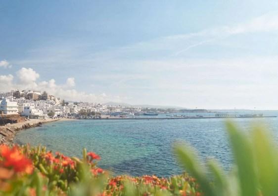 Naxos eiland Griekenland